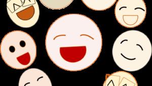 人は笑うから幸せになるのだ